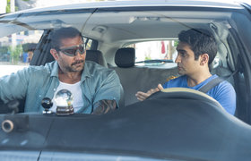 Dave Bautista and Kumail Nanjiani on Stuber