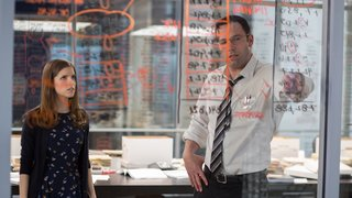 "Ben Affleck on playing an ""autistic super-hero"" in The Accountant"