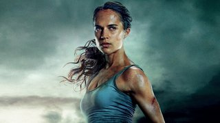 Alicia Vikander on Tomb Raider