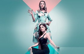 Anna Kendrick and Blake Lively on A Simple Favor