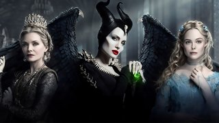 Angelina Jolie and Michelle Pfeiffer on Maleficent: Mistress of Evil