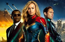 Brie Larson, Anna Boden and Ryan Fleck on Captain Marvel