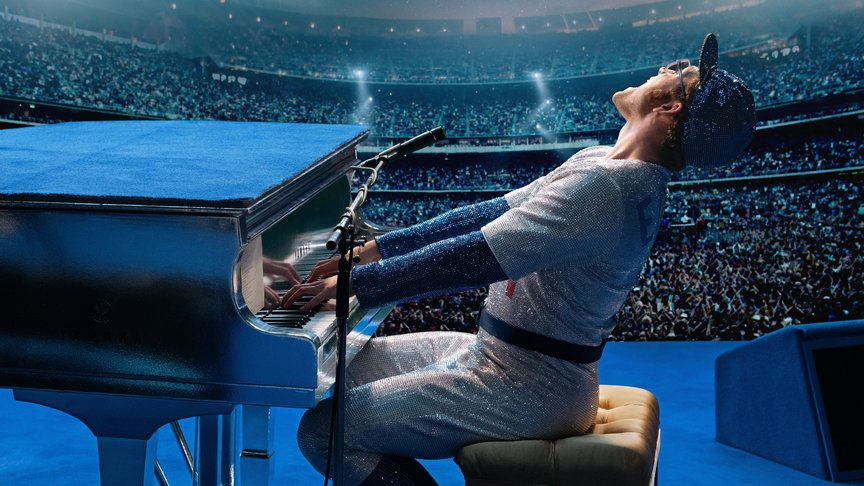 Taron Edgerton talks Rocketman and having a curry with Elton John