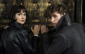 Eddie Redmayne, Katherine Waterston and David Heyman on Fantastic Beasts: The Crimes of Grindelwald